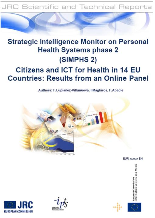 Citizens and ICT for Health in 14 EU countries: results from an online panel survey
